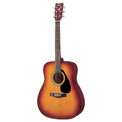 Guitare Folk Acoustique Sunburst F310T-PBS Yamaha